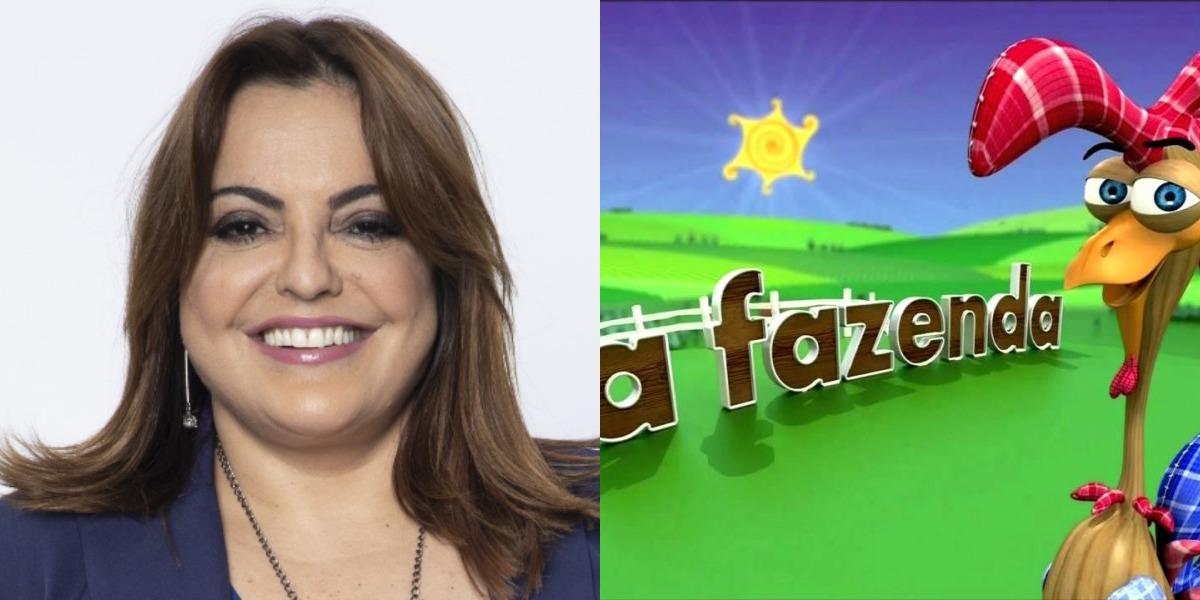 Fabiola Reipert anuncia vencedor de A Fazenda 12 (Foto: Reprodução)