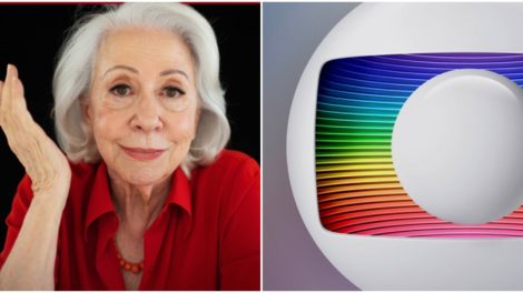 'Fernanda Montenegro pode ser dispensada da Globo - Foto: Montagem