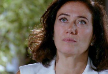 Griselda (Lilia Cabral) em cena de Fina Estampa (Foto: Reprodução/Globo)