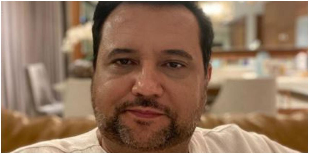 Geraldo Luís ainda não definiu seu futuro na Record (Foto: Reprodução)