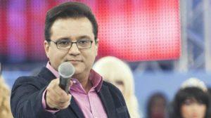 O apresentador Geraldo Luís (Reprodução)