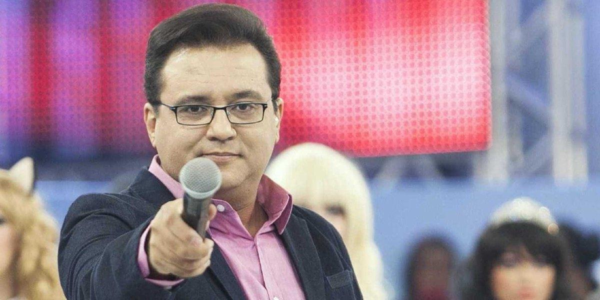 Geraldo Luís continua sem programa na Record (Foto: Reprodução)