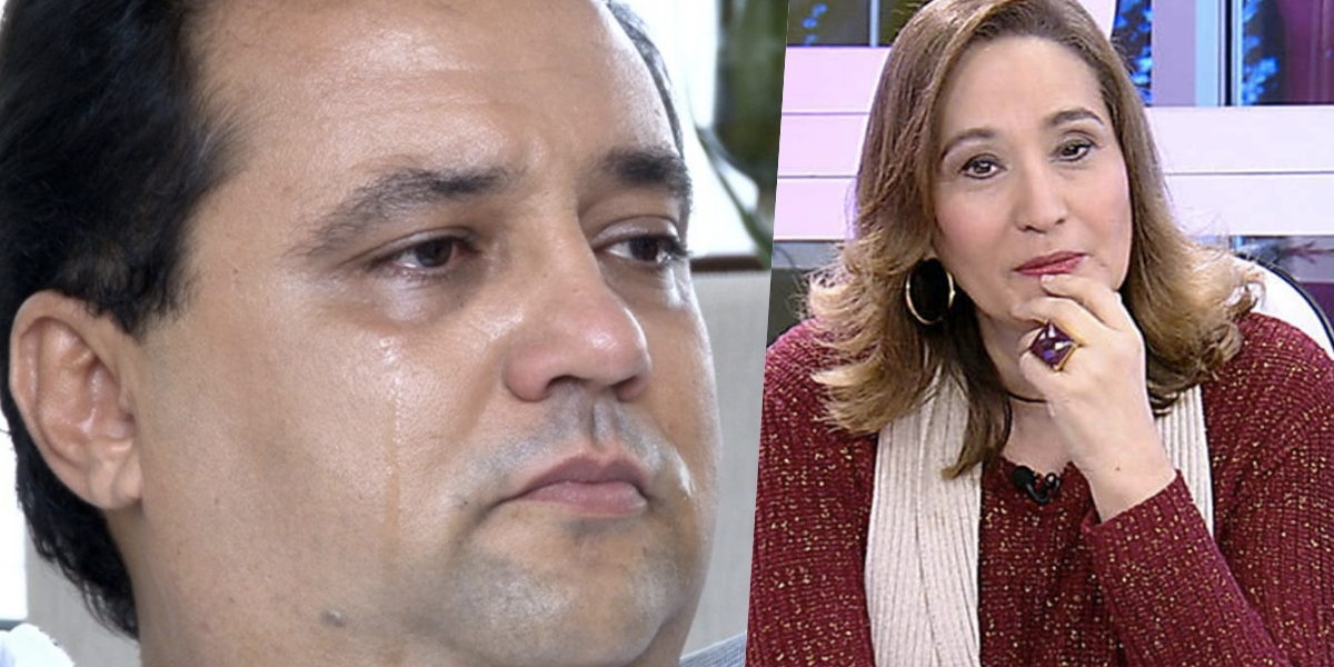 Geraldo Luís foi apoiado por Sonia Abrão (Foto: reprodução)