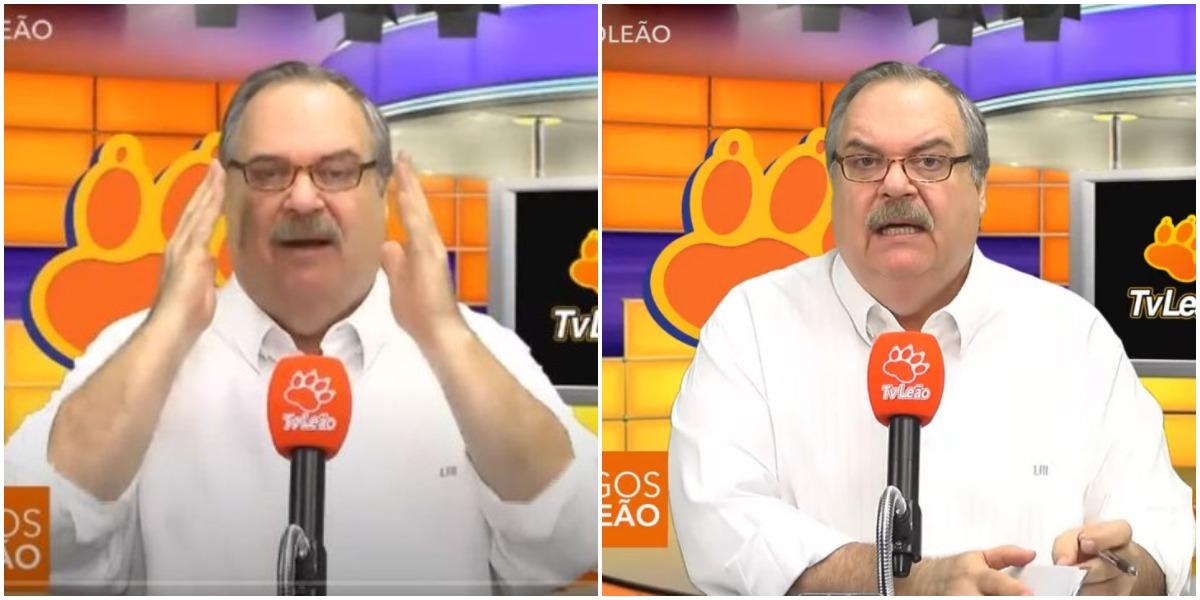 Gilberto Barros foi denunciado por homofobia (Reprodução)