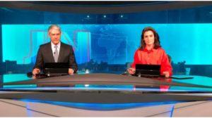 A Globo surpreendeu com mudança brusca no Jornal Nacional - Foto;