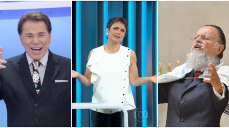 A Globo foi obrigada a falar sobre concorrentes - Foto: Montagem