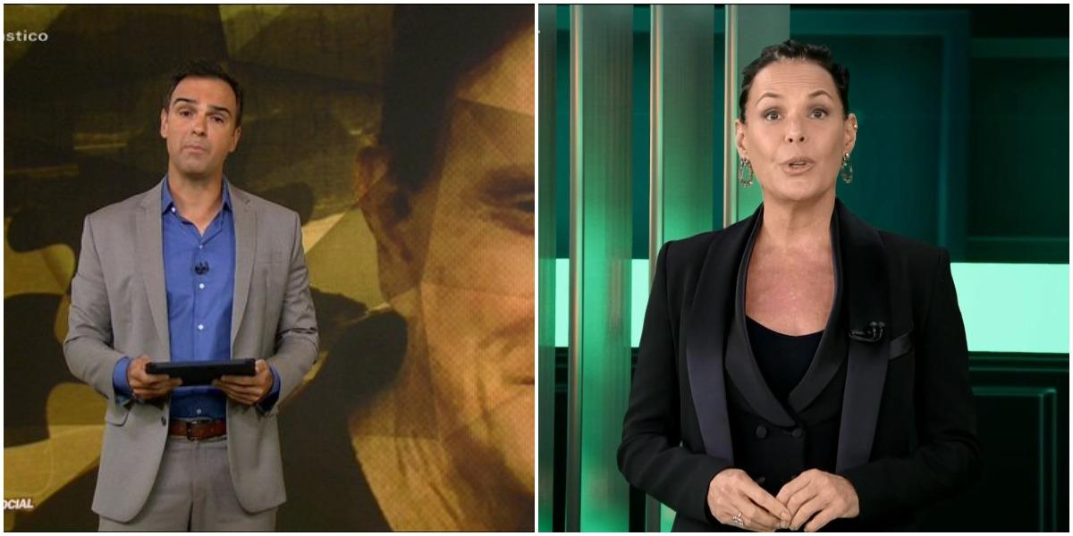"""A Globo e a Record surpreenderam ao """"reativarem"""" guerra - Foto: Montagem"""
