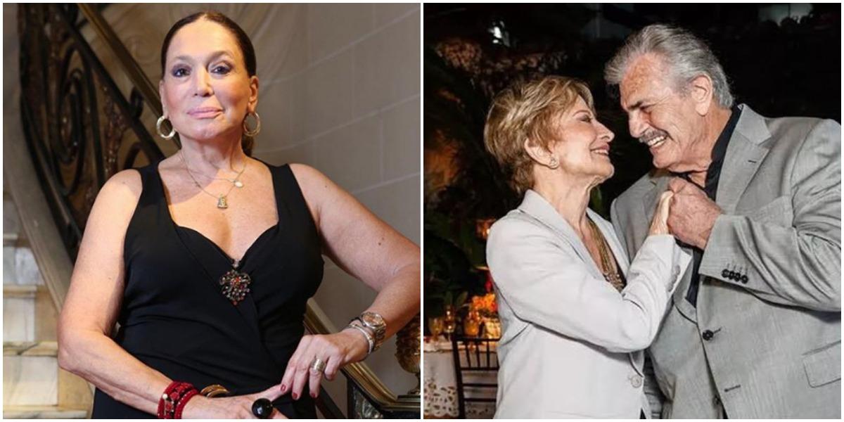Globo comentou boatos sobre demissão de Susana Vieira - Foto: Montagem