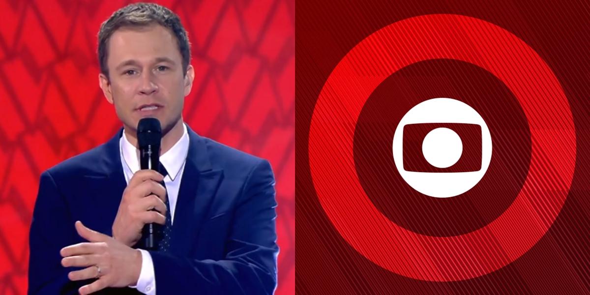 Tiago Leifert no comando do The Voice Brasil; temporada 2020 terá novidades com show para o vencedor (Foto: Reprodução/Globo)