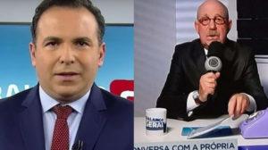 Reinaldo Gottino e Renato Lombardi (Foto: Divulgação)