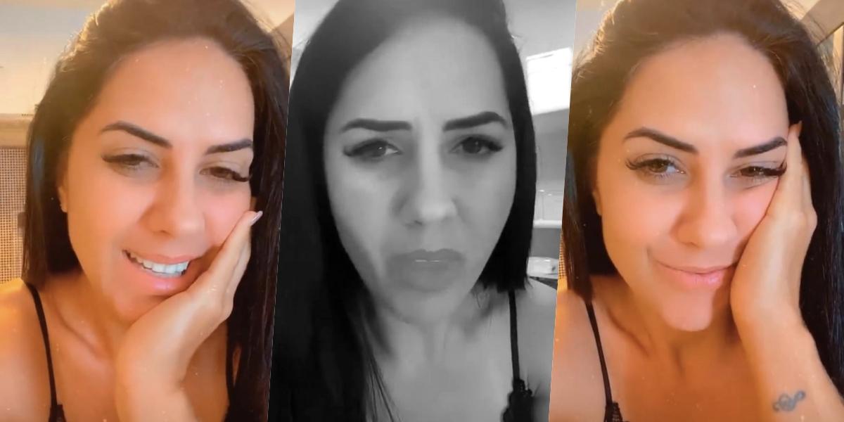 Graciele Lacerda falou sobre o vício em café (Foto: reprodução/Instagram)