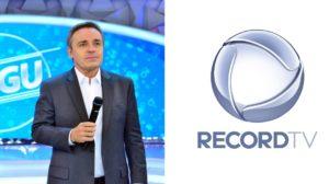 Gugu faz Record ser indicada em premiação mundial (Foto: Reprodução)