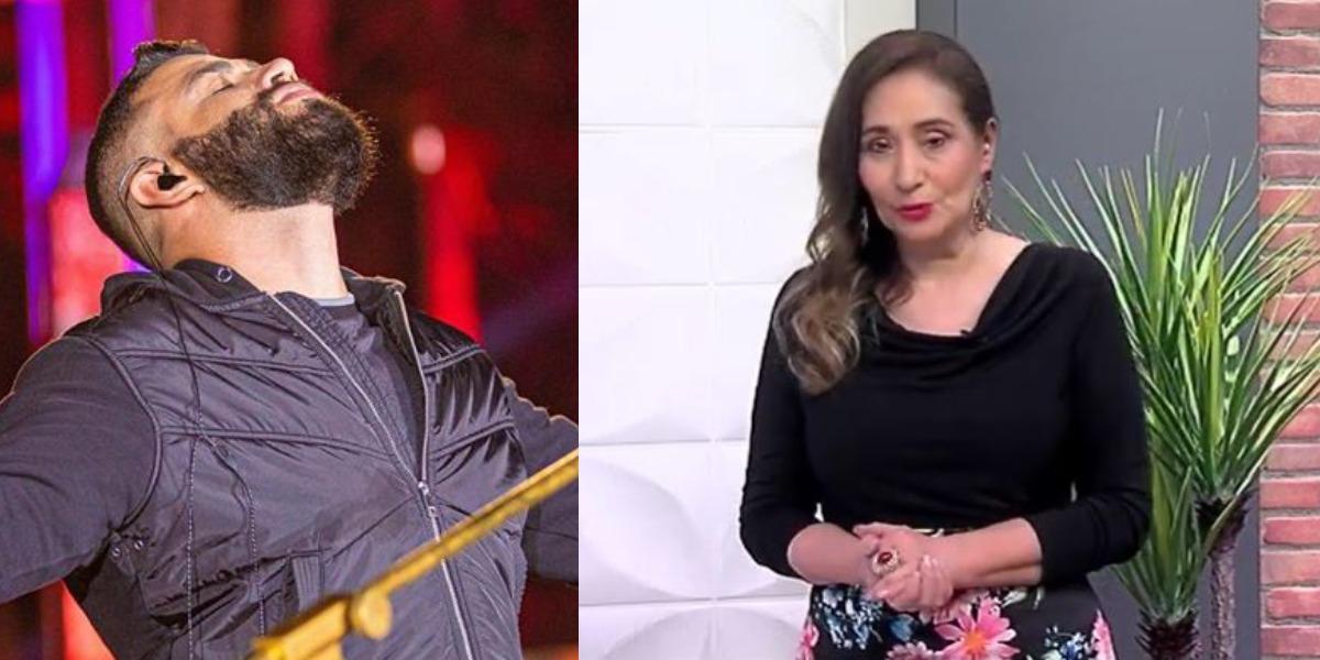 Sonia Abrão defendeu Gusttavo Lima (Foto: Reprodução/Instagram/RedeTV!)