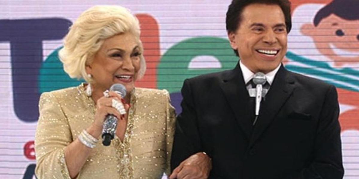 Hebe manda carta do além para Silvio Santos, diz site (Foto: Reprodução/SBT)