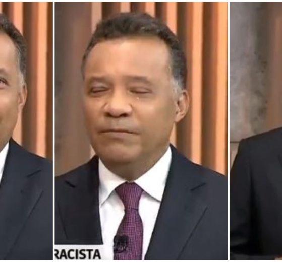 O jornalista da Globo, Heraldo Pereira (Reprodução)