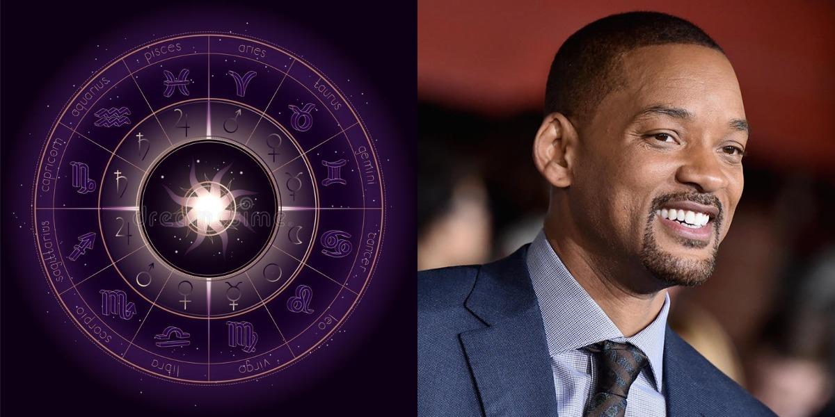 O aniversariante desta sexta-feira, 25, é o astro dos cinemas Will Smith, ator do signo de Libra (Foto: Reprodução)