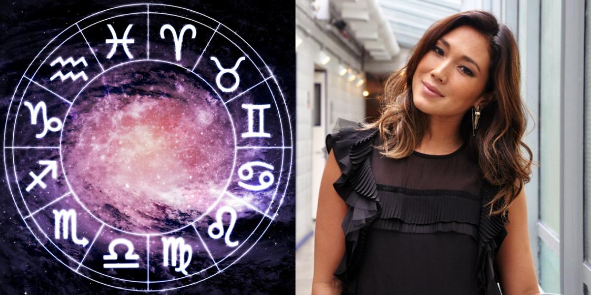 A aniversariante desta segunda-feira, 20, é a atriz Daniele Suzuki, que é do signo de Virgem (Foto: Reprodução)