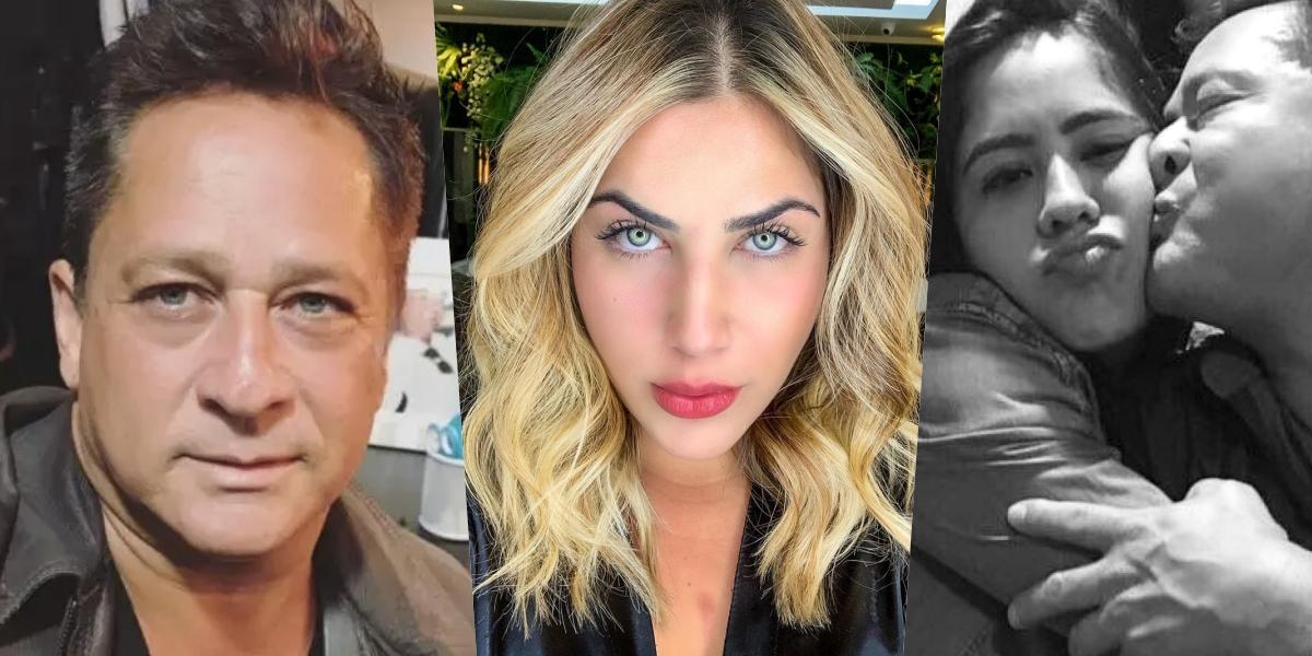 Jéssica Costa, filha de Leonardo, falou sobre a relação com o pai e a irmã (Foto: reprodução)