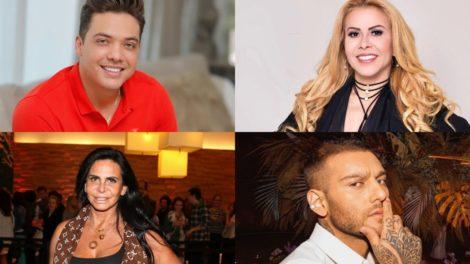 Veja alguns famosos que realizaram harmonização (Foto: Reprodução)