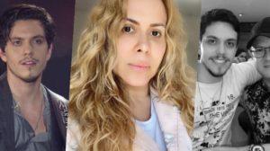 Joelma, Yago Matos e Ximbinha (Foto: reprodução)