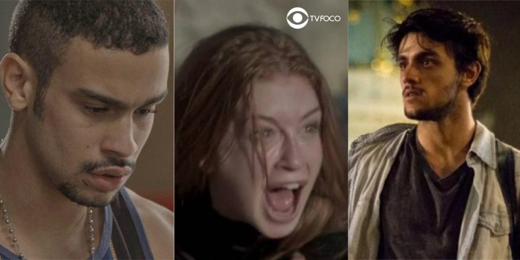 Eliza entra em desespero ao ver Jonatas enfrentar Jacaré para salvá-la em Totalmente Demais