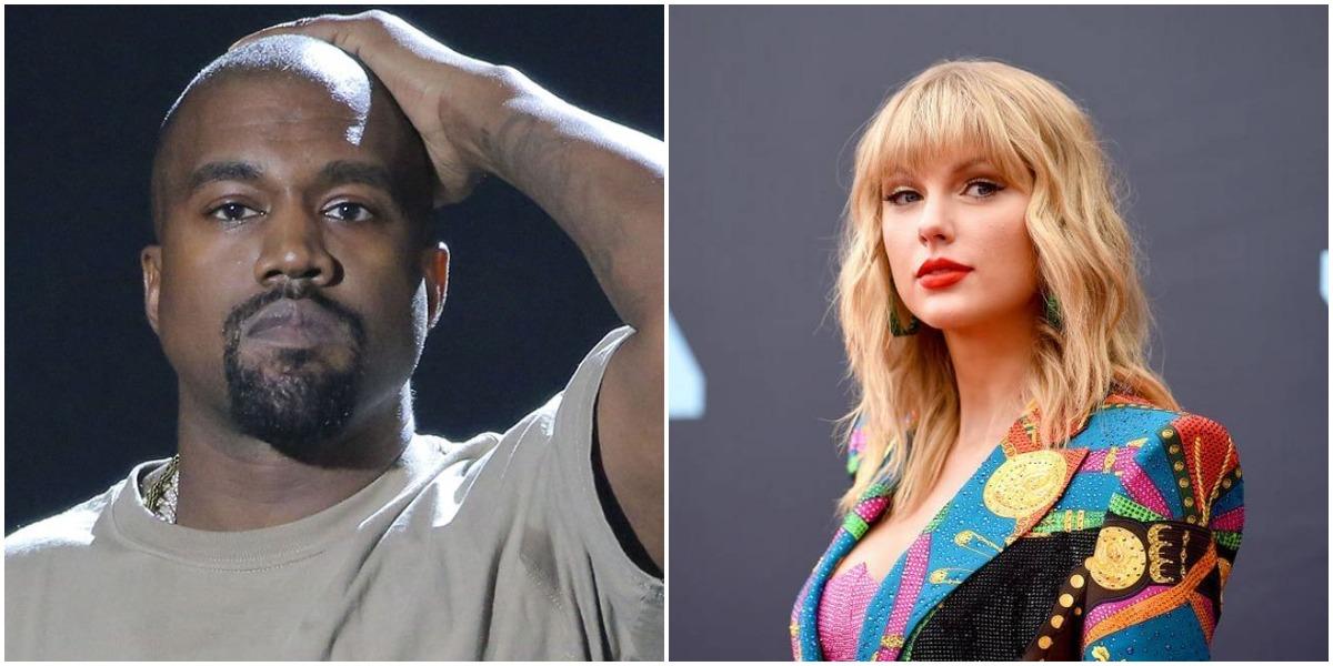 Kanye West fala sobre epóca que interrompeu discurso de Taylor Swift no VMA (Foto: Reprodução)