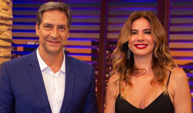 Ernesto Lacombe e Luciana Gimenez (Foto: Divulgação)