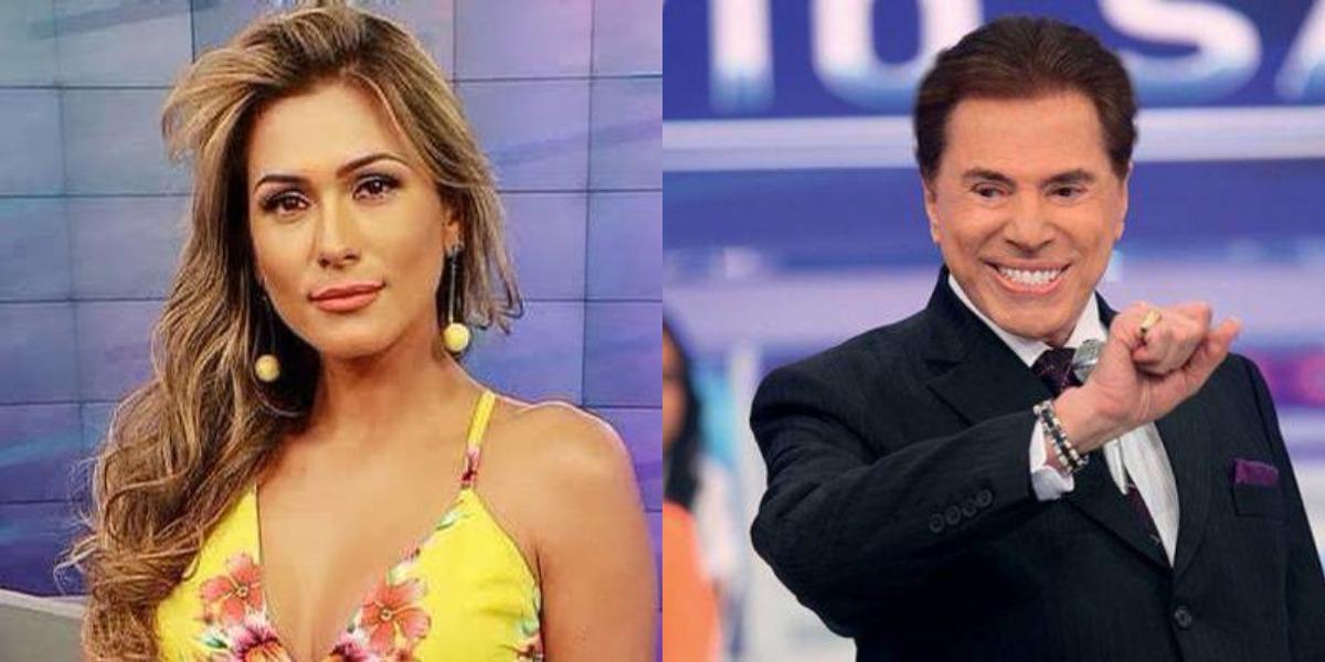 Lívia Andrade tem desfecho de Silvio Santos sbt