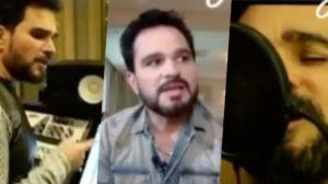 Luciano Camargo, abriu o jogo ao Fantástico sobre novo projeto gospel (Foto montagem)