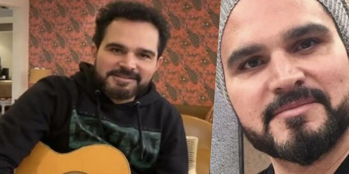 Luciano Camargo canta há mais de duas década ao lado do irmão (Foto: reprodução)