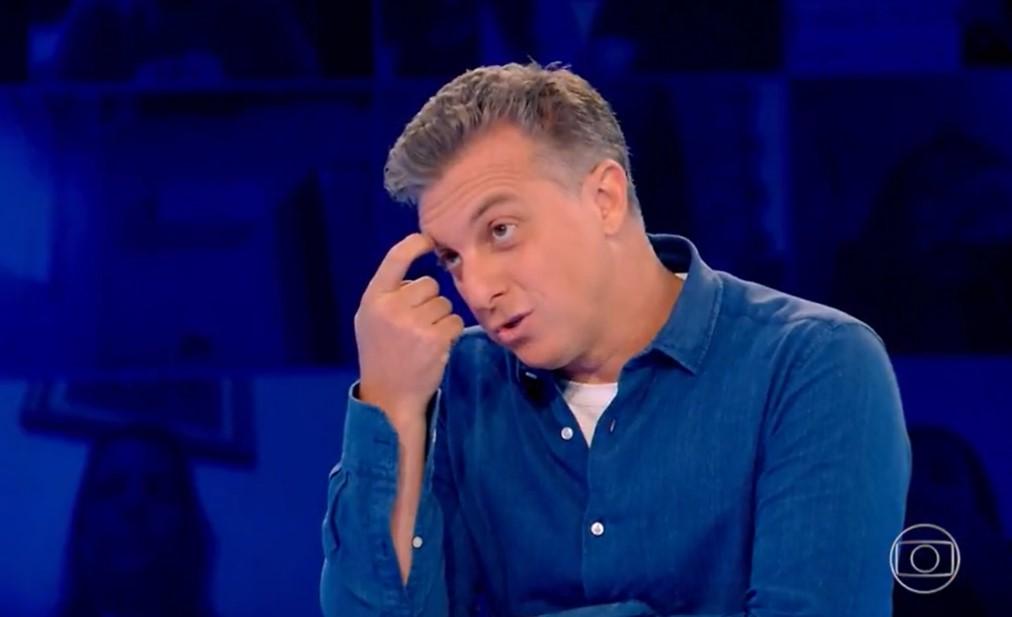 O apresentador da Globo, Luciano Huck (Reprodução)