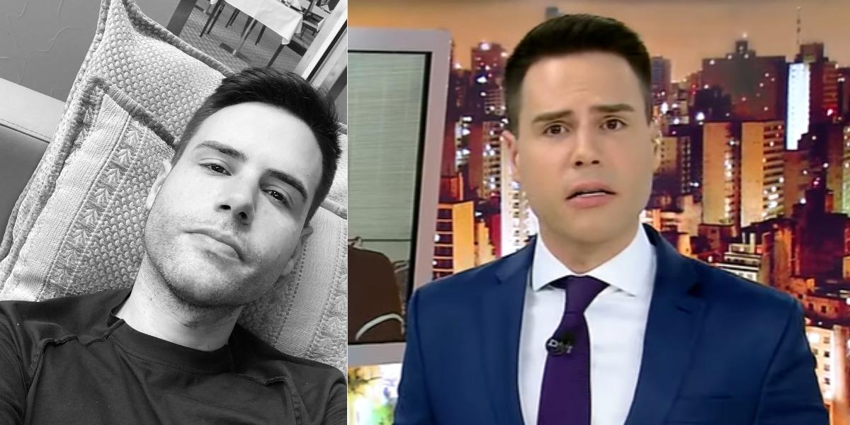 """Luiz Bacci é apresentador do """"Cidade Alerta"""" (Foto: Reprodução/Instagram/Record)"""