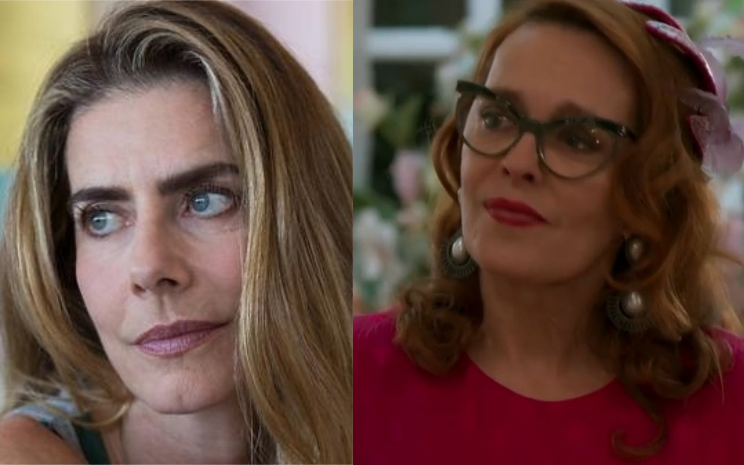 Maitê Proença e Maria Zilda (Foto: Divulgação)