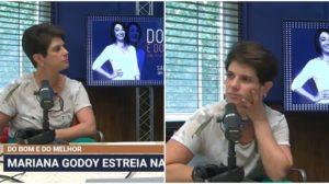 Mariana Godoy fez revelação bomba - Foto: Montagem