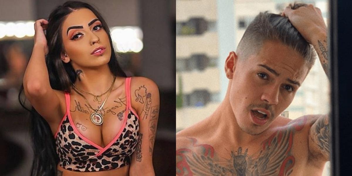 MC Mirella e Biel tem affair escancarado (Foto: Reprodução)