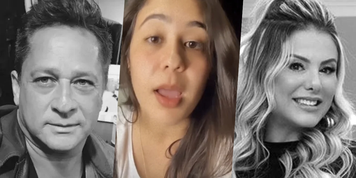 Monyque Isabella Costa falou sobre a relação com Leonardo e Poliana Rocha (Foto: reprodução)