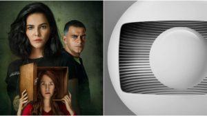 Ex-estrela da Globo protagonizam nova série da Netflix. (Foto: Montagem/Divulgação)