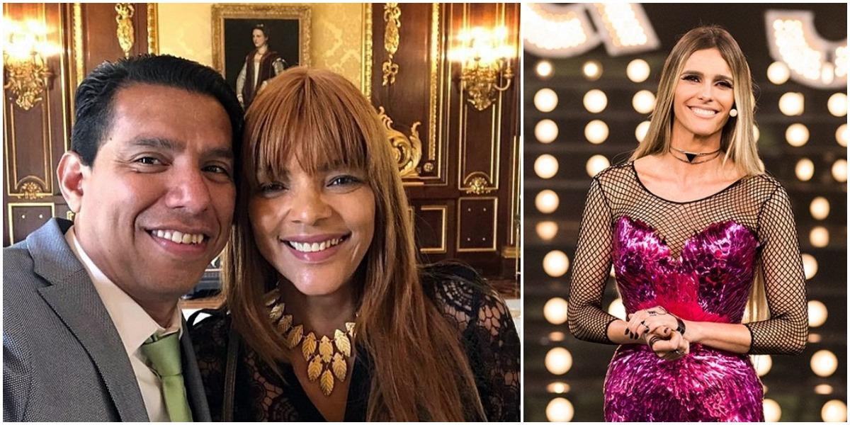 Flordelis e Anderson do Carmo já estiveram no programa Amor & Sexo (Foto: Reprodução/ Montagem/ TV Foco)