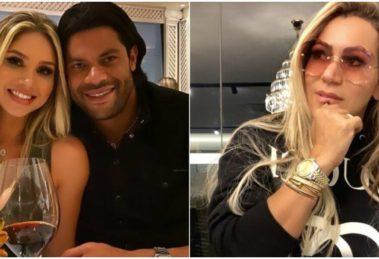 Hulk Paraíba se pronunciou após indireta da ex-mulher (Foto: Reprodução)