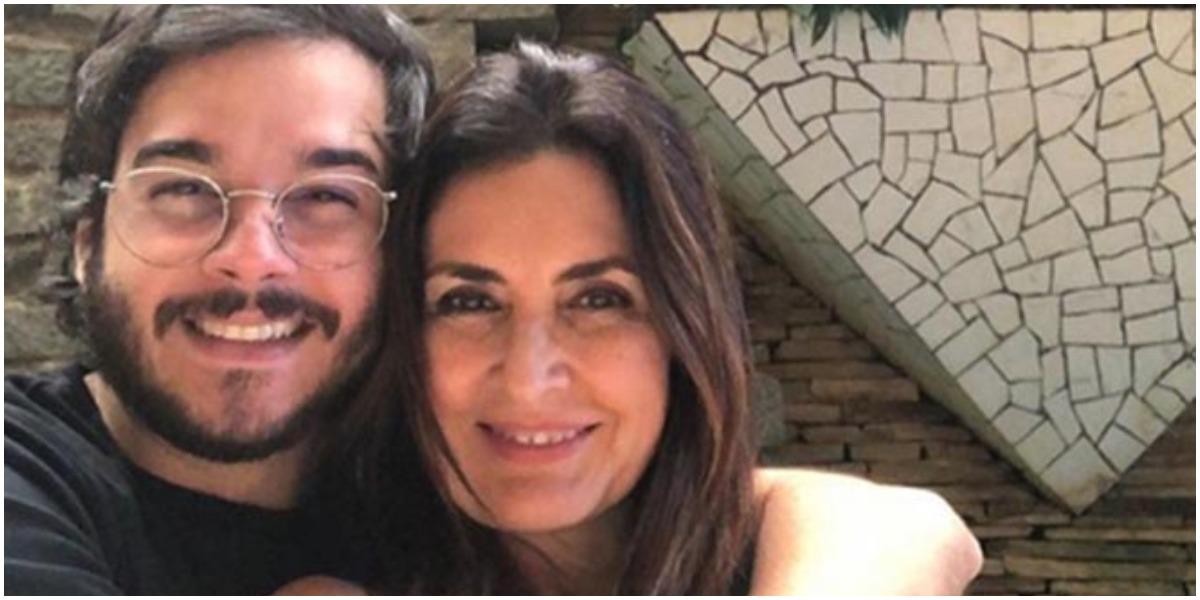 Fátima Bernardes virou motorista, pois o namorado bebeu (Foto: Reprodução/ Instagram)