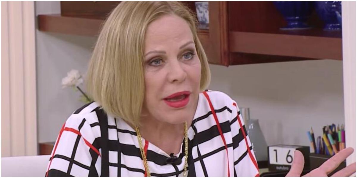 Claudete Troiano ganhou programa na RedeTV! (Foto: Reprodução)