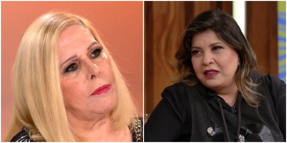 Roberta Miranda fez denuncia grave envolvendo Vanusa (Foto: Reprodução/ Montagem)