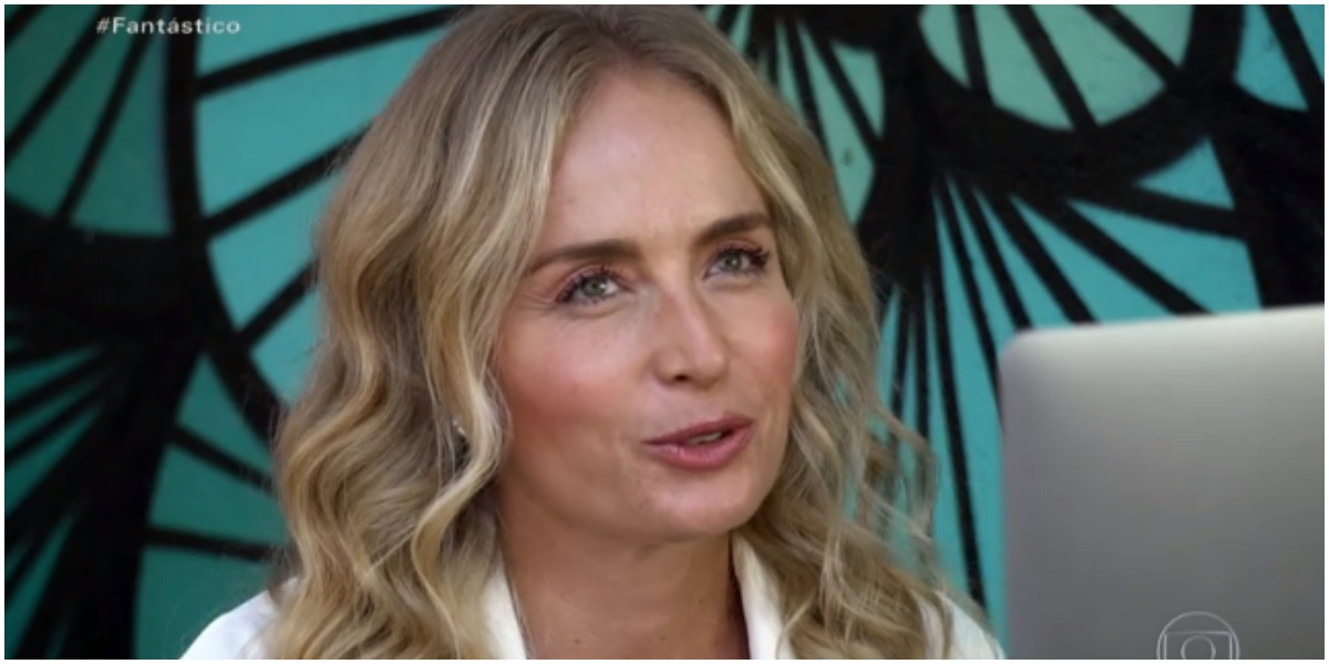 Angélica falou sobre seu novo programa, o Simples Assim, e foi detonada (Foto: Reprodução/ Globo)