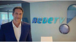 Lacombe na RedeTV! (Foto: Divulgação)
