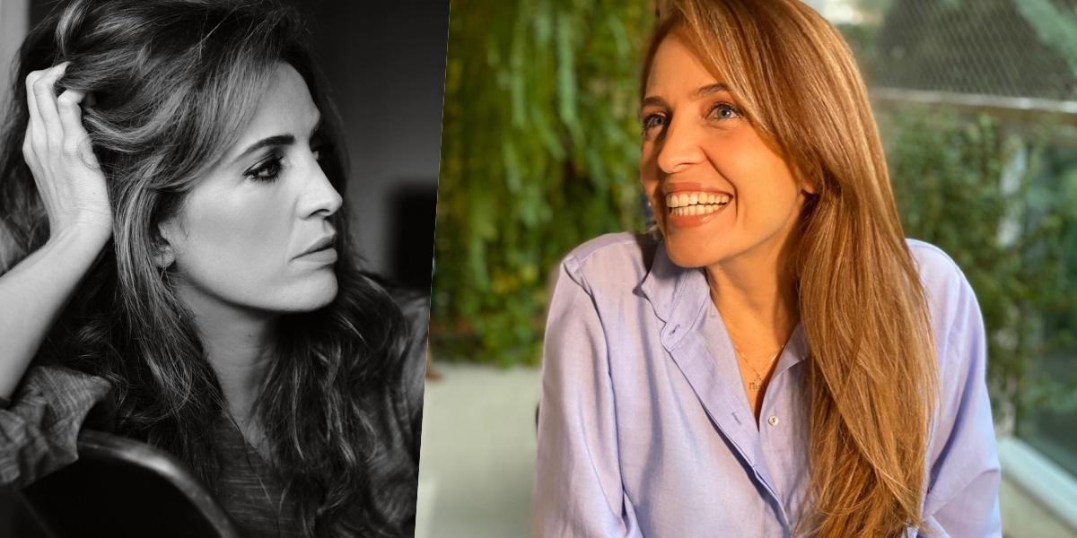 Poliana Abritta apresenta o 'Fantástico' (Foto: reprodução/Globo)