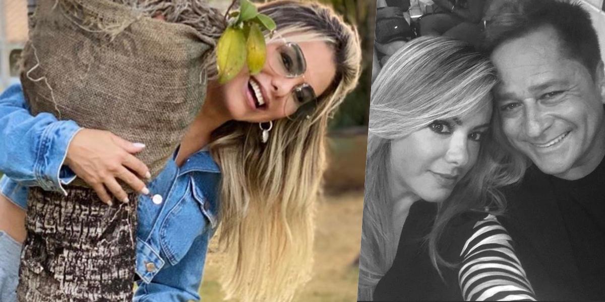Poliana Rocha é casada com Leonardo (Foto: reprodução/Instagram)