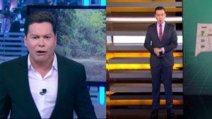 Primeiro Impacto e Fala Brasil foram destaques de audiência (Foto: Reprodução/SBT/Record)