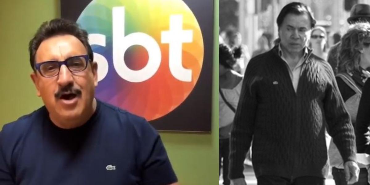 Ratinho completou 22 anos no SBT (Foto: Reprodução/Instagram/Quem Online)