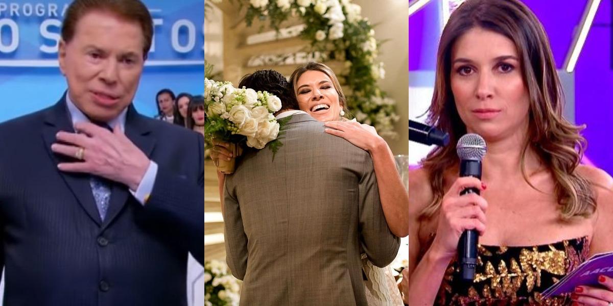 Rebeca Abravanel, filha de Silvio Santos, pode viver dilema com Pato (Foto: Reprodução/SBT/Instagram)