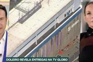 A Record voltou a disparar contra a Globo no Domingo Espetacular - Foto: Reprodução